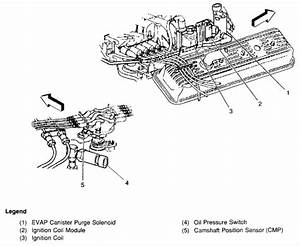 Where Is The Camshaft Positioning Sensor Located On A 2000