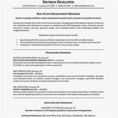 Career Achievements In Resume by What To Include In A Resume Career Highlights Section
