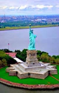 Statue of Liberty Island New York