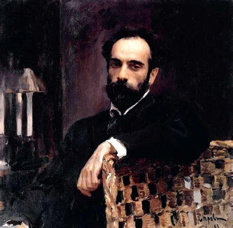 Walentin Alexandrowitsch Serow 005 - Левитан, Исаак Ильич ...