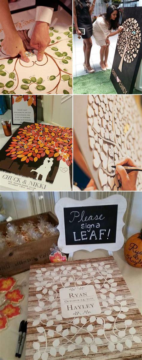 10 diy unique guest book ideas for weddings