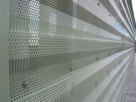 perforated  expanded metal updates metal architecture