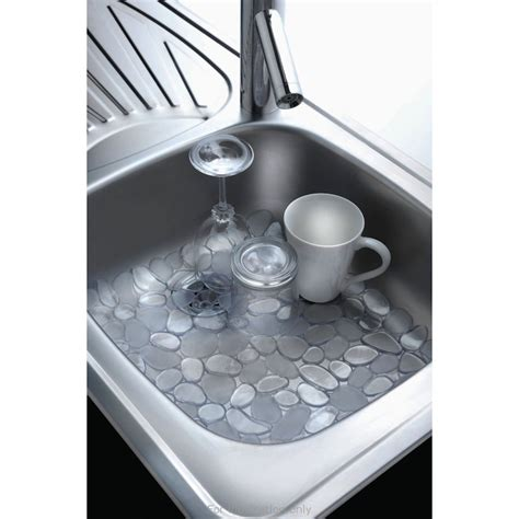 ceramic sink protector mats deluxe kitchen sink non slip scratch protector mat dish