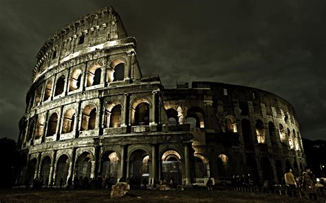 colosseum roman architecture wallpapers hd wallpapers
