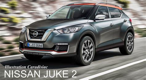 Nissan Juke Concept 2020 by Nissan Juke 2020 Concept Redesign Gallery