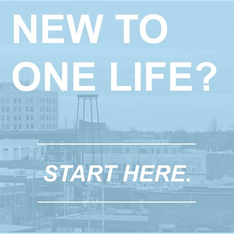 one church in springfield mo 102 | NEW to One Life Church