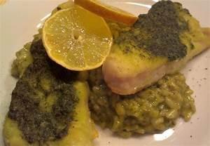 Risotto Mit Fisch : gebratener fisch und risotto mit b rlauchpesto lotta ~ Lizthompson.info Haus und Dekorationen