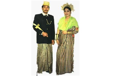 baju pangsi banten pakaian adat beautiful indonesia umm