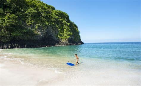 limakaki white sand beach bali keindahan pantai pasir