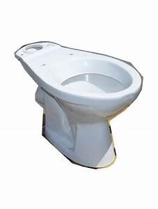 Cuvette Sortie Horizontale : cuvette wc blanche ceramique sortie horizontale ~ Premium-room.com Idées de Décoration
