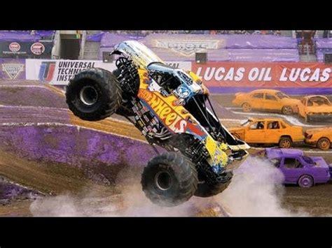 Huge Monster Truck Crash & Monster Jam Videos  2017 Hd