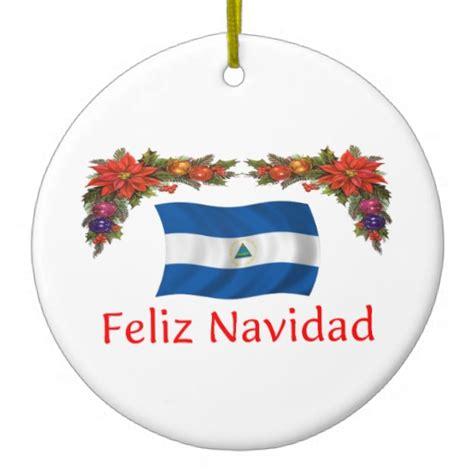 nicaragua christmas christmas ornaments zazzle