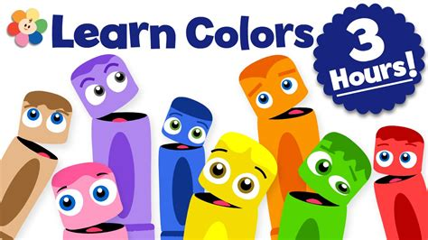 learn colors  kids color learning   kids