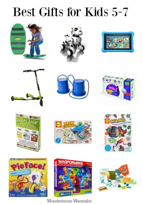 Best Gifts For Kids 57 Years Old