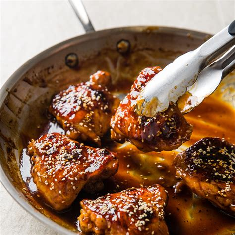 sticky chicken cooks country