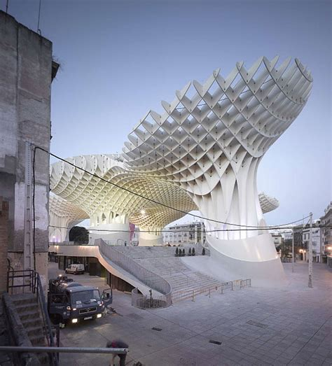 metropol parasol   mayer  architects