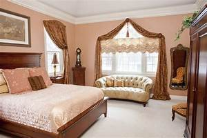 Modern window treatments ideas bedroom traditional with for Modern bedroom window coverings
