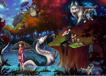 Ghibli Studio Wallpapers