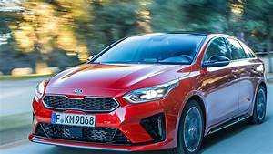 Review  Kia Proceed Gt Line Manual Has A Rump That Can