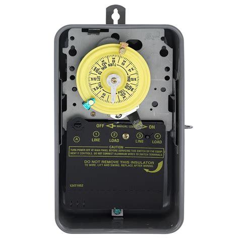 Intermatic Amp Volt Dpst Hour