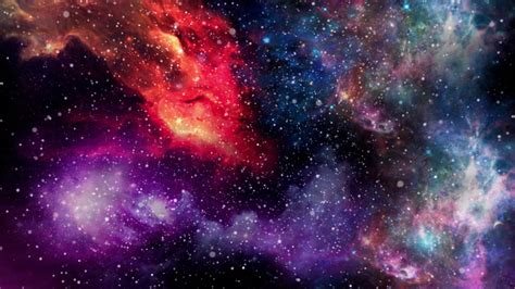 Universe Background Universe Motion Background Loop
