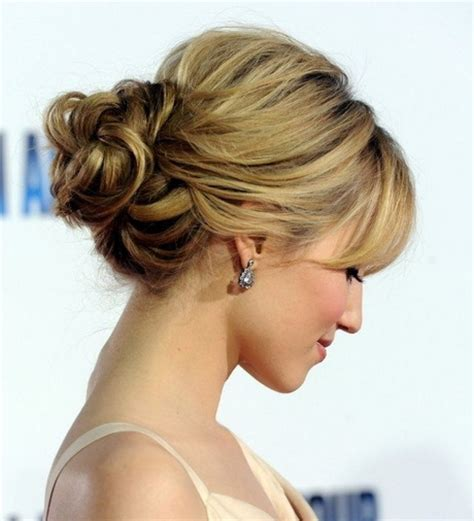 bridal hairstyles for medium length hair