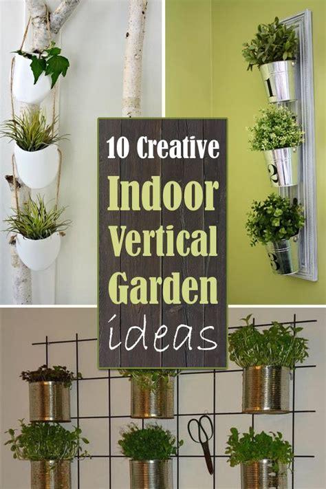Vertical Succulent Garden Indoor by The 25 Best Indoor Vertical Gardens Ideas On