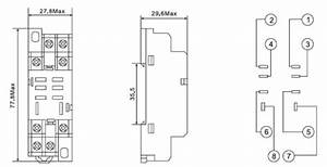Kina 8 Pin Relay Base Diagram Proizvo U0111a U010da I Dobavlja U010da