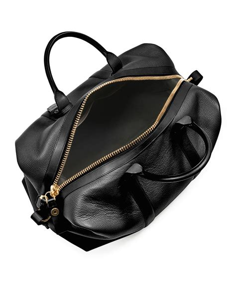Large Bag lyst tom ford buckley large duffle bag in black