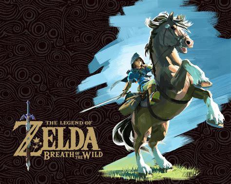 Zelda Breath Of The Wild Wallpapers The Legend Of Zelda Breath Of The Wild Wallpaper By Mariominecraftmix On Deviantart