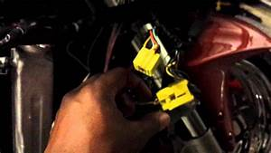 2002 Gsxr 750 Headlight Fix