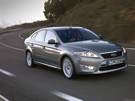 Ford Mondeo Picture 54432 Ford Photo Gallery