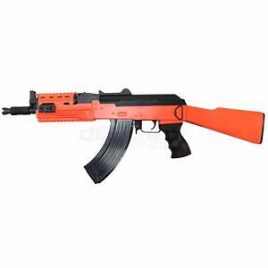 Bulldog SRC AK47C Airsoft Rifle BB Gun » DEFCON AIRSOFT