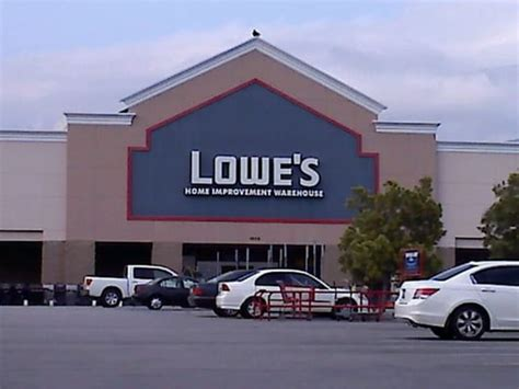 Lowe's Home Improvement  Building Supplies  Upland, Ca