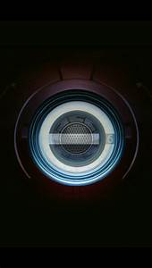 Iron Man Chest iPhone 5 Wallpaper (640x1136)