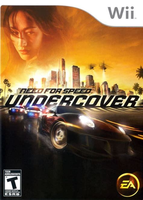 need for speed wii need for speed undercover wii review any