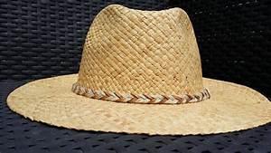 Chapeau De Paille Homme : chapeau de paille homme nathan raphia naturel ~ Nature-et-papiers.com Idées de Décoration