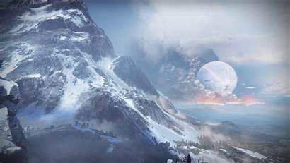 Destiny Traveler Wallpapers Backgrounds Fps Engine Siege
