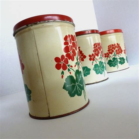 Vintage Kitchen Canisters by 142 Best Images About Vintage Kitchen Canisters On