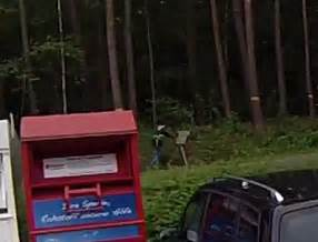 Motorcycle Attacks Speed Camera! Blitzer Umgeschmissen