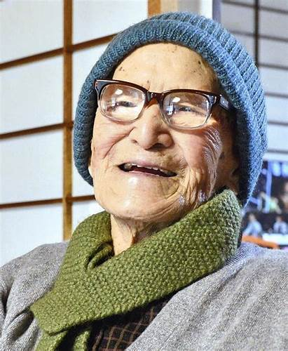 Oldest Person 1900