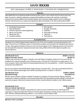 Professional Baseball Player Resume by Exle Resume Baseball Umpire Resume Exle