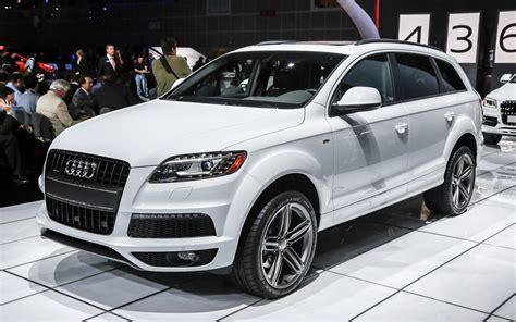 Audi Q7 2018 Price 2018 Car Reviews Prices And Specs