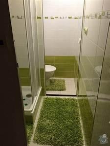 Malé koupelny v paneláku