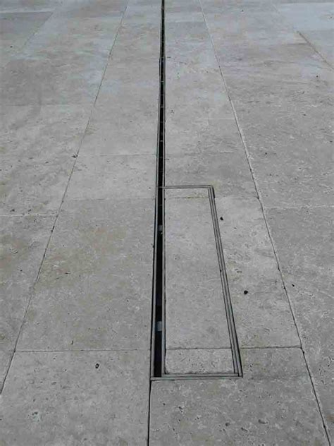 beautiful drains for landscaping and residential applications