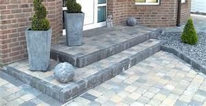 Treppenstufen Außen Granit : bildergebnis f r hauseingang pflaster pflastern ~ Frokenaadalensverden.com Haus und Dekorationen