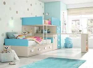 Kinderzimmer Mit Schreibtisch : luxus kinderzimmer mit 2 betten hochbett schreibtisch ~ Michelbontemps.com Haus und Dekorationen