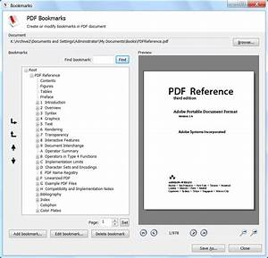 word processing smart pdf bookmarks shareware create With pdf document bookmark