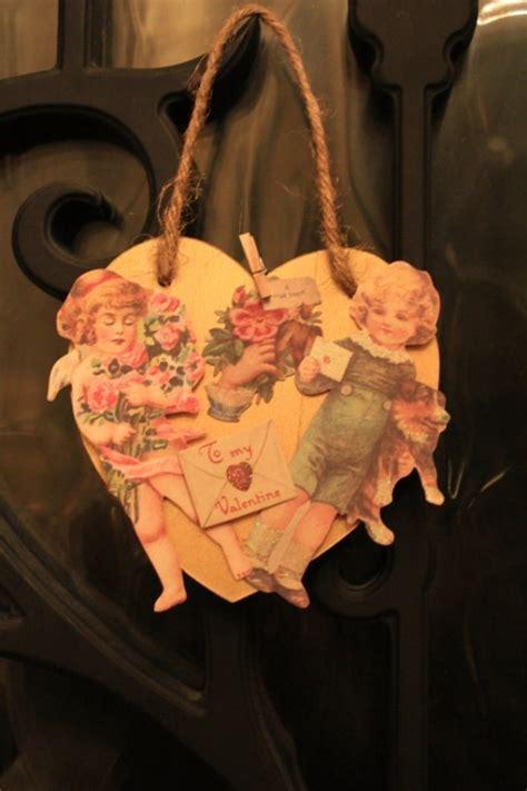 30 Exclusive Vintage Valentine's Decorations Ideas