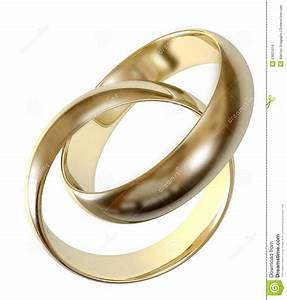 wedding rings stock images image 23821014 With linked wedding rings